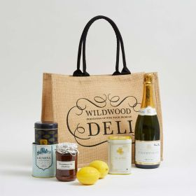 natural jute market shopper bag with long black canvas handle direct from ethical supplier of UK