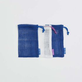 small mesh drawstring bags in any color wholesale