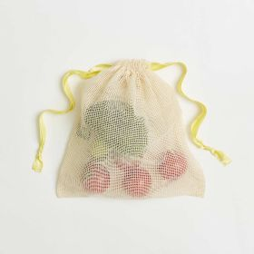 white net canvas drawstring bag wholesale - Direct from Manufacturer